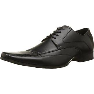 Casanova Landrys - Zapatos de Cordones de Cuero para Hombre Negro Negro 41 Casa Nova