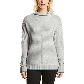 Cecil 300518, Jersey para Mujer, Gris (Mineral Grey Melange 30327), X-Small