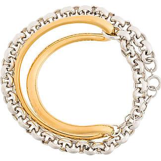 Charlotte Chesnais Initial chain bracelet - Metallic