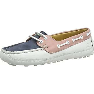 April Ladies Slip on, Mocasines Para Mujer, Azul, 37 EU Chatham Marine