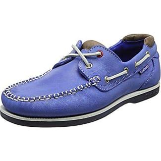 Chatham Anchor, Zapatos Unisex para Niños, Azul (navy), 33 EU Regular (1 UK Regular)