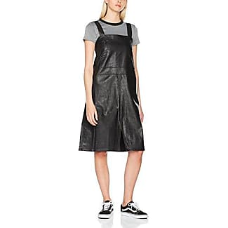 Cheap Monday Curle Dress, Vestido para Mujer, Negro (Black), Large