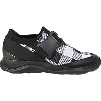 Christopher Kane Sneaker-Pantolette aus Jacquard und Lurex