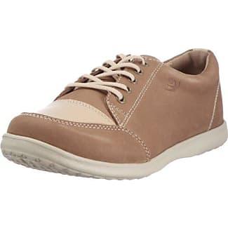 Chung Shi Sensomo I - Zapatos de cordones para hombre, color marrón claro, talla 47