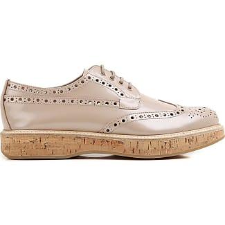 Softline 23260, Zapatos de Cordones Oxford para Mujer, Rosa (Rose Metallic 952), 41 EU