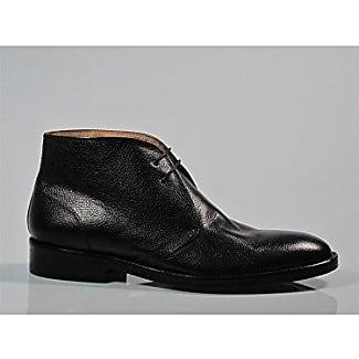913 NERO Ankle Man Black 45 Ciro Lendini