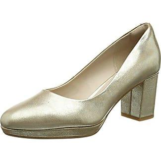 Clarks - Damen - Kelda Hope - Pumps - gold/bronze Erstaunlicher Preis MlXNkG