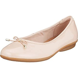 Clarks Floura Mix, Zapatillas para Mujer, Rosa (Pink Combi), 38 EU