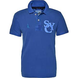 Code-Zero Puerto Portals Polo bleu Homme