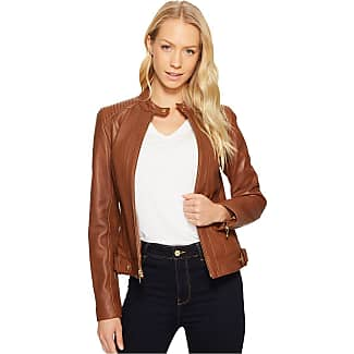 Cole Haan Leather Jackets for Women − Sale: up to −70% | Stylight : cole haan leather jacket diamond quilted - Adamdwight.com