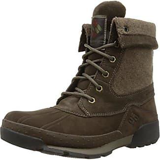 Minx Mid II Omni-Heat, Chaussures Multisport Outdoor femme, Noir (010), 41 EU (8 UK), Noir (010), 41.5 EU (8.5 Femme UK)Columbia