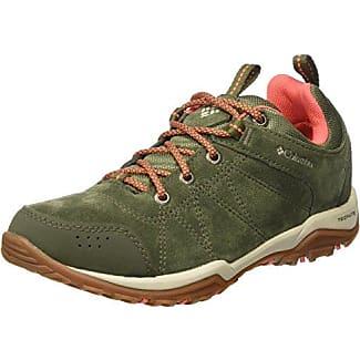Columbia Redmond Mid, Chaussures de Randonnée Hautes femme, (060), 36 EU (3 UK)