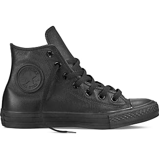 converse all star zeppa nere