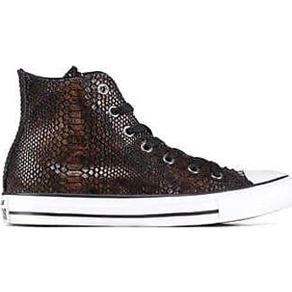 chaussure converse marron