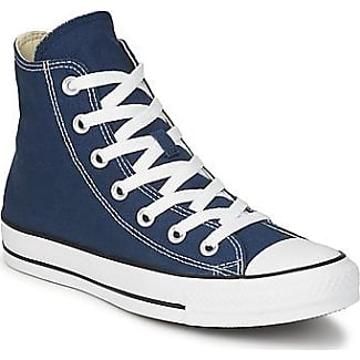 all star alte azzurre
