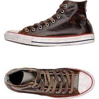 CTAS HI CANVAS/LEATHER LTD - CALZADO - Sneakers abotinadas Converse