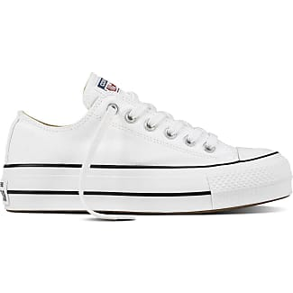 converse all star bianche lift