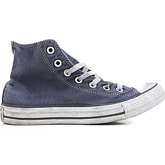 Sneakers for Women On Sale, Bluette, Canvas, 2017, US 5 (EU 36) US 5.5 (EU 36) Converse