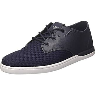 Dano Sneaker a Collo Basso Uomo, Bianco, 46 EU (11 UK) Creative Recreation