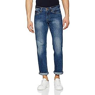 Antonio - Vaqueros para hombre, Azul (Dark Blue 055), W34/L34 (34) Cross Jeanswear
