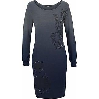 Blauwe jurk desigual