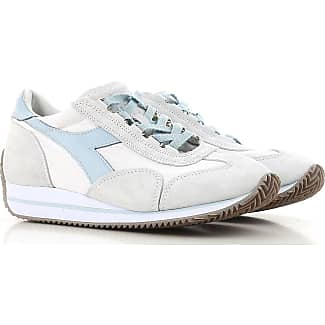 Sneakers for Women On Sale, Grey, Nylon, 2017, 4.5 6 7.5 8.5 Diadora
