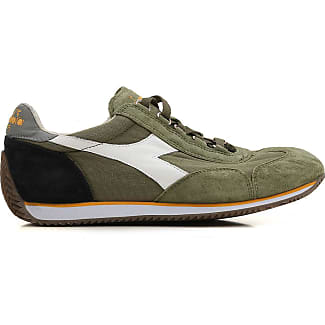 Sneakers for Women On Sale in Outlet, Sky Blue, Canvas, 2017, 4.5 5.5 Diadora