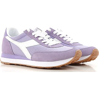 Sneakers for Women On Sale, Alluminium, Leather, 2017, 4 4.5 5.5 6 Diadora