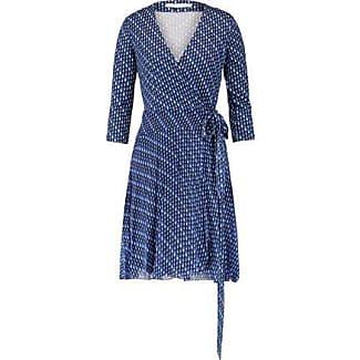 Diane Von Furstenberg Woman Printed Silk-jersey Mini Dress Pink Size 12 Diane Von Fürstenberg