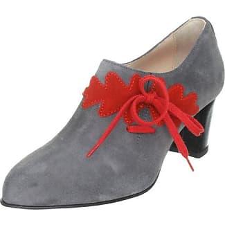 DiavolezzaContessa - Zapatos de Tacón Mujer, Color Negro, Talla 35