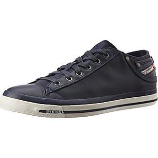 S-Fleett, Sneaker Uomo, Nero (Black/Castlerock), 46 EU Diesel