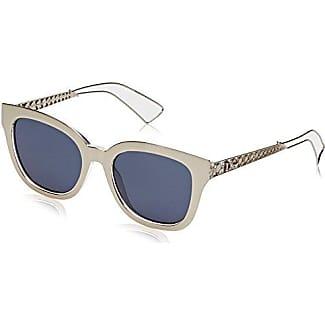 Womens Diorsun 9A Sunglasses, Mtdkruth Bk, 52 Dior