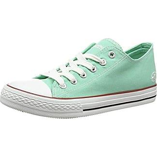 Victoria Inglesa Lona Sneaker Donna Grigio Anthrazit 36 D0t
