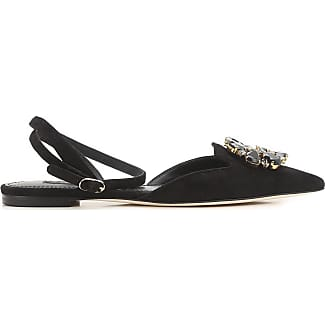 Sandals for Women On Sale in Outlet, White, Leather, 2017, 3.5 4 4.5 5.5 6 Dolce & Gabbana