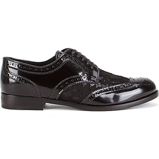 LAURENCE DACADE Woman Homere Embroidered Velvet Brogues Size 39.5