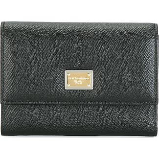 Wallet for Women On Sale, Coin Purse, Black, Calf-skin Leather, 2017, One size Dolce & Gabbana