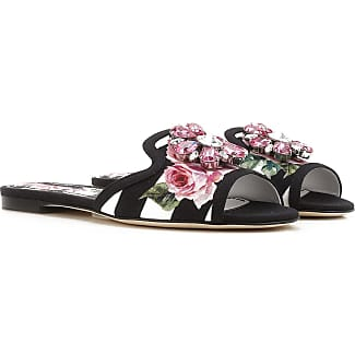 Sandalias de piel Dolce & Gabbana