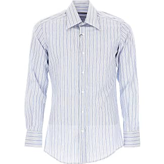 Shirt for Men On Sale in Outlet, Blue Sky, Cotton, 2017, 15 Dolce & Gabbana