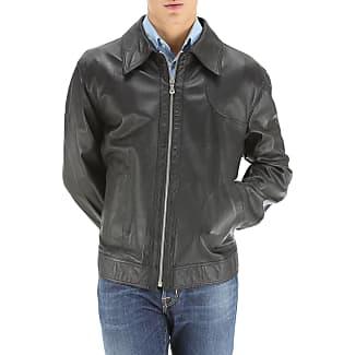 veste cuir dolce gabbana homme,veste 脿 poignets contrastants 065a40a6d872