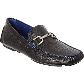 Donald Pliner Viro2 Leather Driving Loafer 9.5