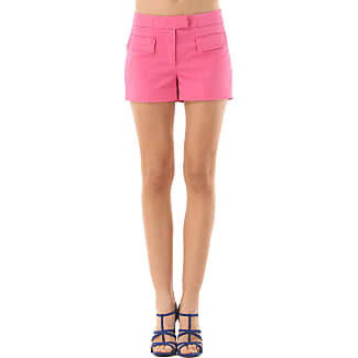 Shorts for Women On Sale, Pink, Cotton, 2017, 28 Dondup