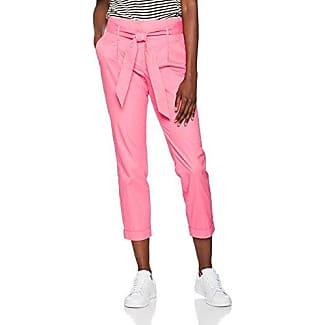 Dorothy Perkins Cotton Tapered, Pantalones para Mujer, Rosa (Pink), 48 EU (20 UK)