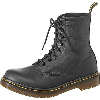 Dr. Martens Pascal Virginia 8 Eye Boots Women black Damen Gr. 37.0 EU