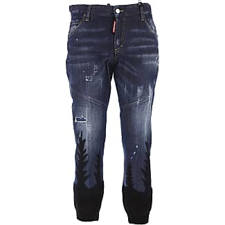 Jeans On Sale, Denim, Cotton, 2017, 28 30 Dsquared2