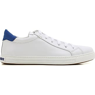Sneakers for Men On Sale in Outlet, White, Leather, 2017, 6.5 Dsquared2