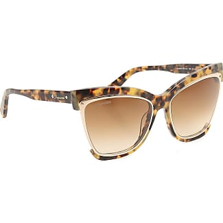 Sunglasses On Sale, Havana, 2017, one size Dsquared2