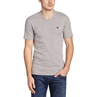 Mens T-shirt Col V Manches Courtes Short Sleeve T-Shirt Mariner