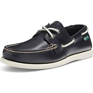 Eastland Kittery 1955 Leather Boat Shoe Navy