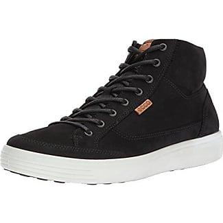 Herren Intrinsic TR Hohe Sneaker, Schwarz (Black/Black), 45 EU Ecco