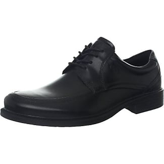 Ecco Dublin - Zapatos de cordones, color Negro, talla 39